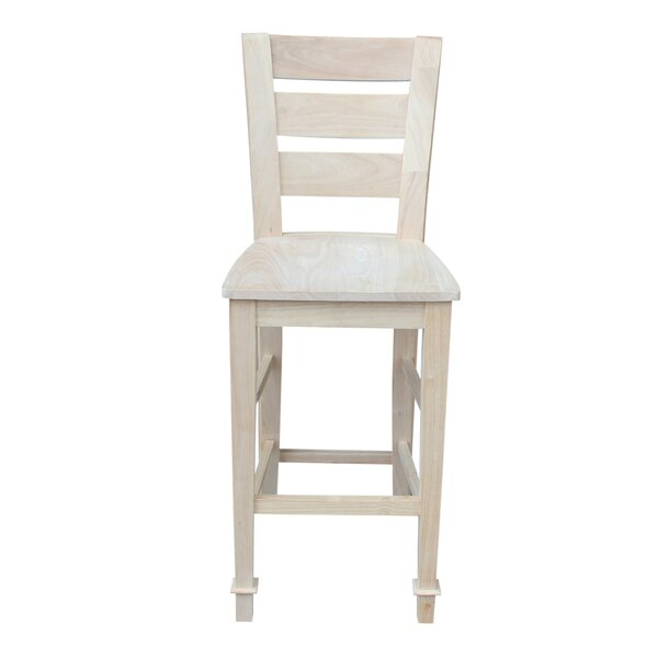 Willits Double Mountain 30 Bar Stool by Loon Peak