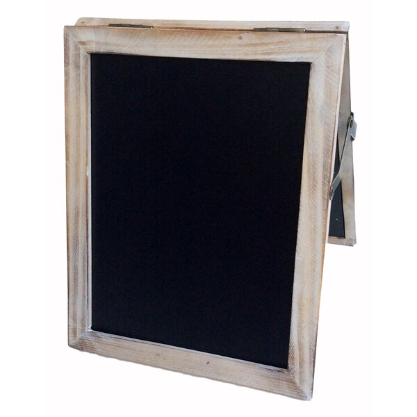 Small Double Sided Free Standing Chalkboard by Cheungs