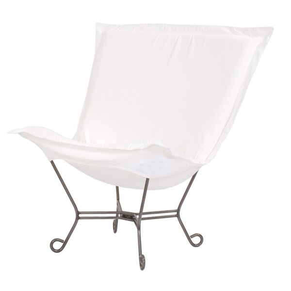 Claribel Patio Chair with Cushions by Red Barrel Studio