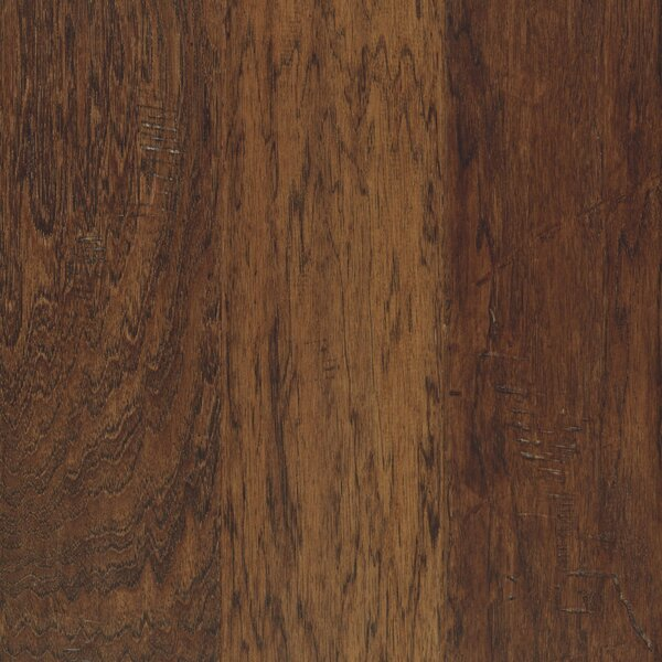 Westland 5 Engineered Hickory Hardwood Flooring in Coffee by Mohawk Flooring