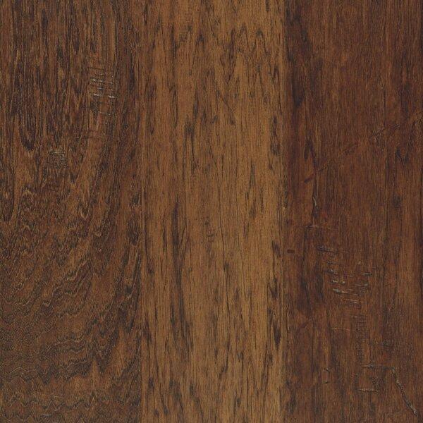 Westland 5 Engineered Hickory Hardwood Flooring in Coffee by Mohawk Flooring