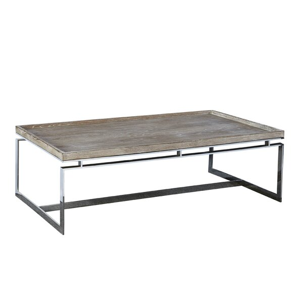 Axiom Coffee Table by Furniture Classics
