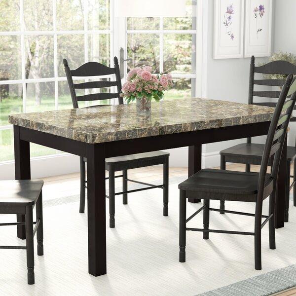 Parham Dining Table by Winston Porter Winston Porter