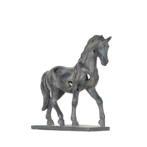 Jowers Horse Figurine by Charlton Home