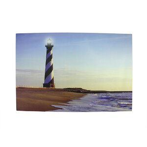 Battery Operated Photographic Print on Canvas by Northlight Seasonal