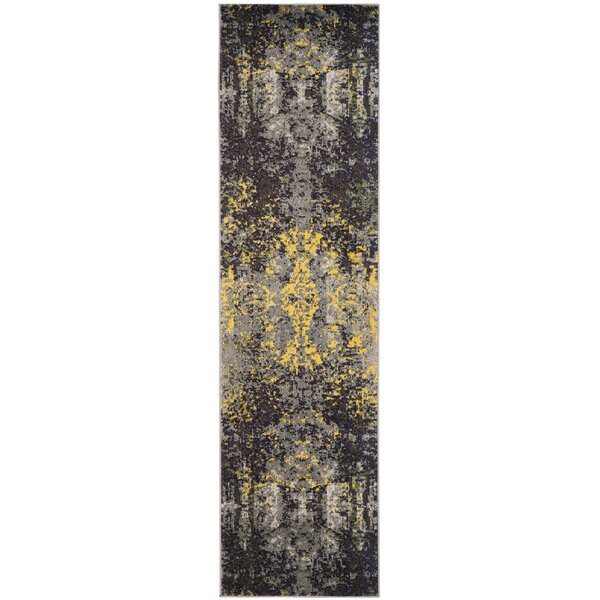 Mckee Gray Area Rug by Williston Forge