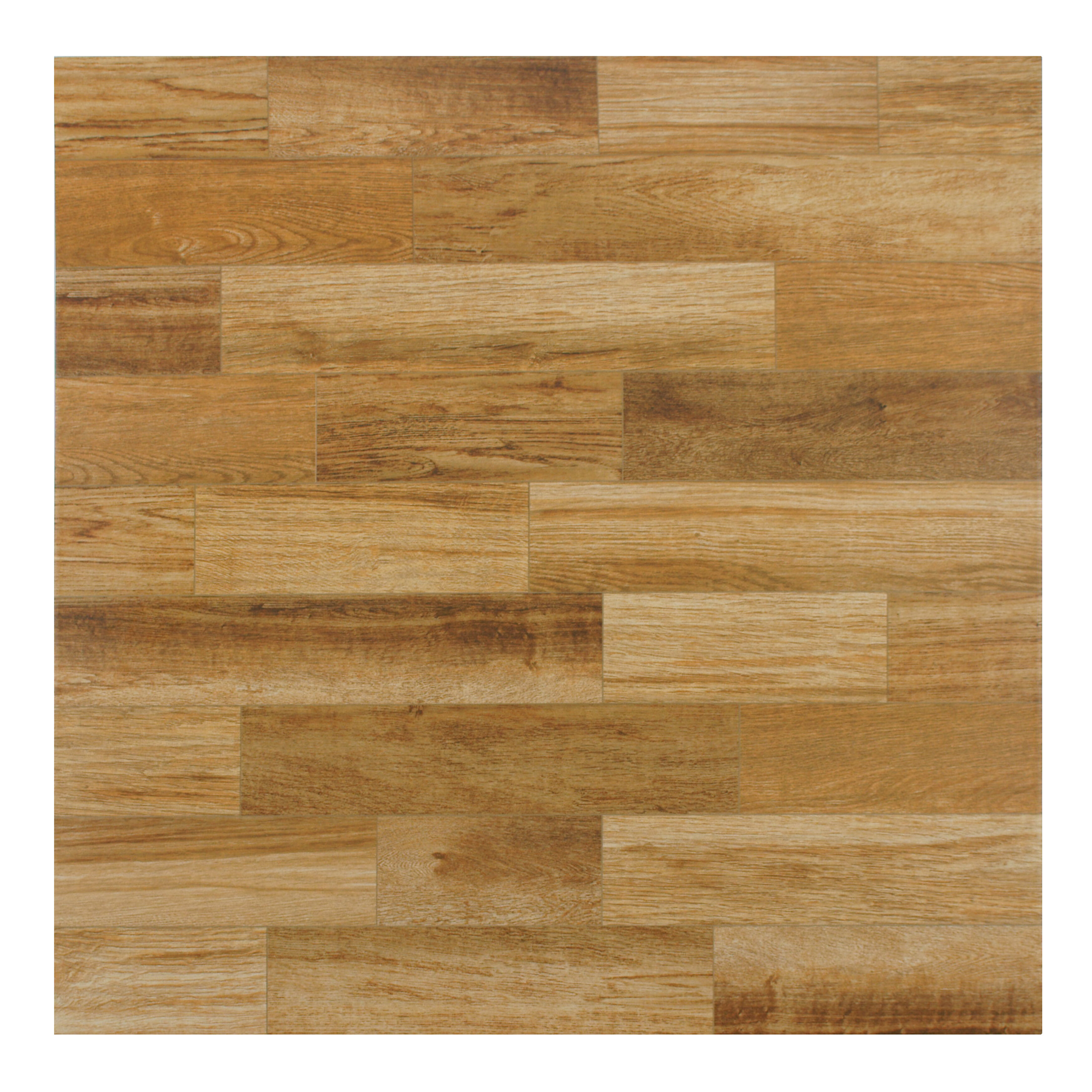 Elitetile prospero 1775 x 1775 ceramic wood tile in brown elitetile prospero 1775 x 1775 ceramic wood tile in brown reviews wayfair dailygadgetfo Image collections