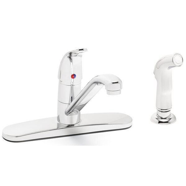 Single Handle Kitchen Faucet by Speakman