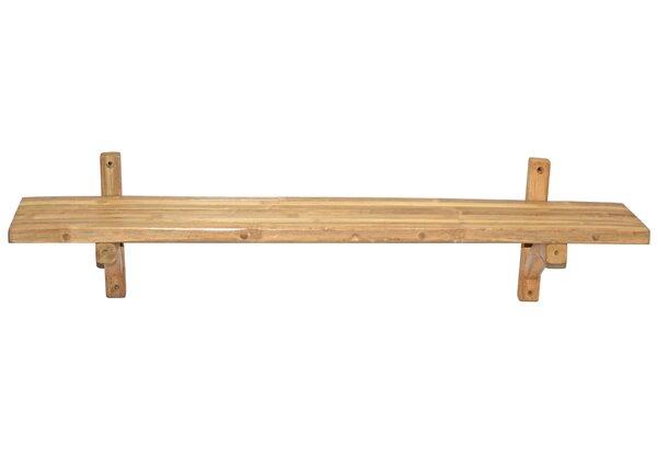 Sinderen Bamboo Wall Shelf