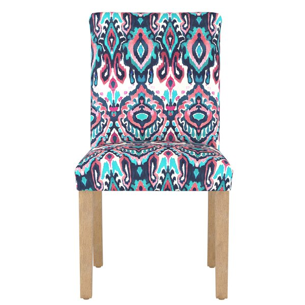 Review Hagerty Upholstered Dining Chair