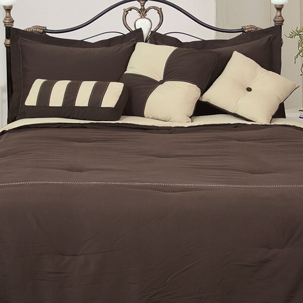 Comforter Set by LCM Home Fashions