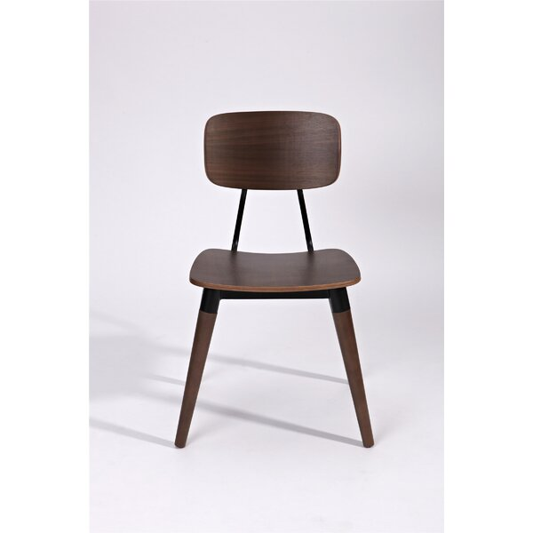 Pearlie Solid Wood Dining Chair by Corrigan Studio