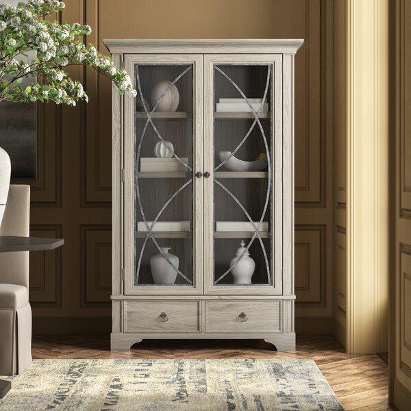 Marquesa Curio Cabinet by Bernhardt