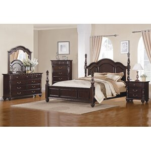 Townsford Queen Panel Configurable Bedroom Set by Woodhaven Hill
