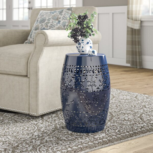 Ifrane Accent End Table By Bungalow Rose