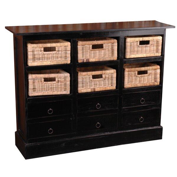 Best Price Tompkins 6 Drawer Combo Dresser