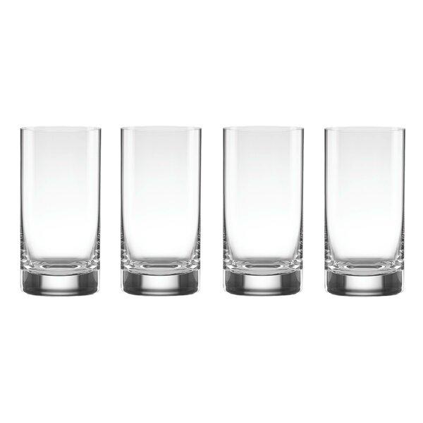 Tuscany Classics 16 oz. Crystal Highball Glass (Set of 4) by Lenox