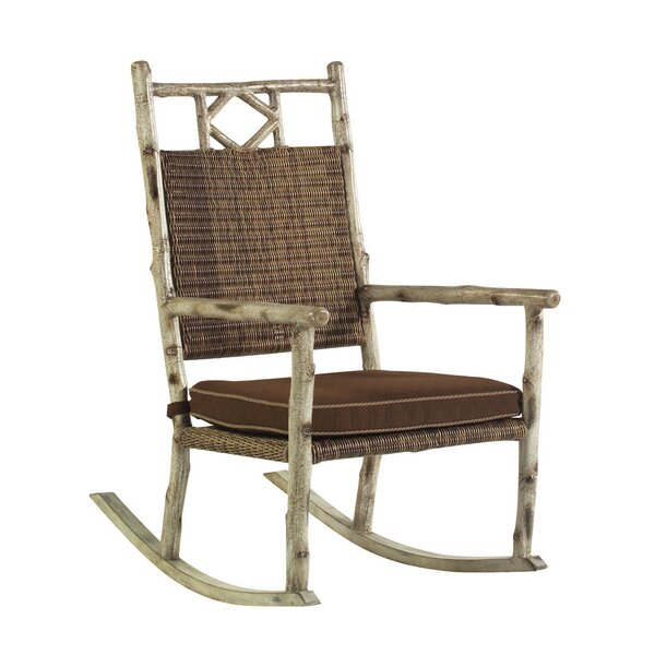 River Run Small Rocking Chair by Woodard