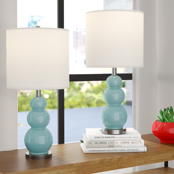Genao Gourd 20 Table Lamp (Set of 2) by Brayden Studio