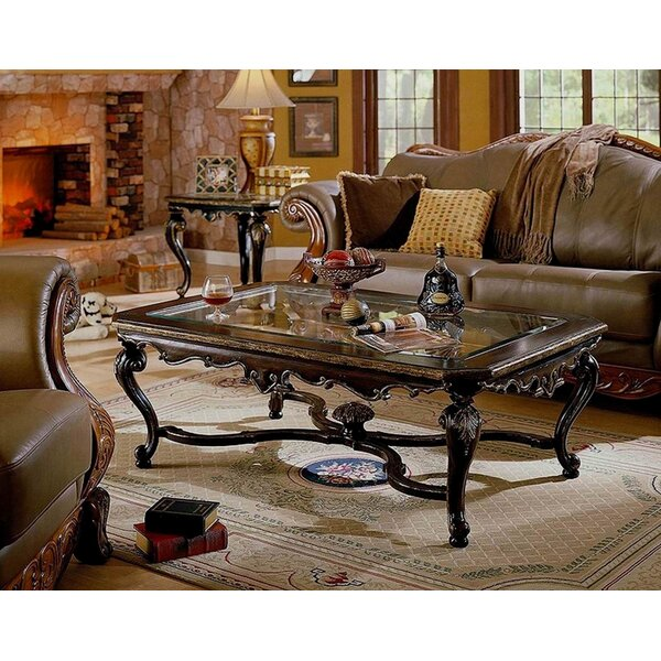 Florentine Coffee Table by Eastern Legends