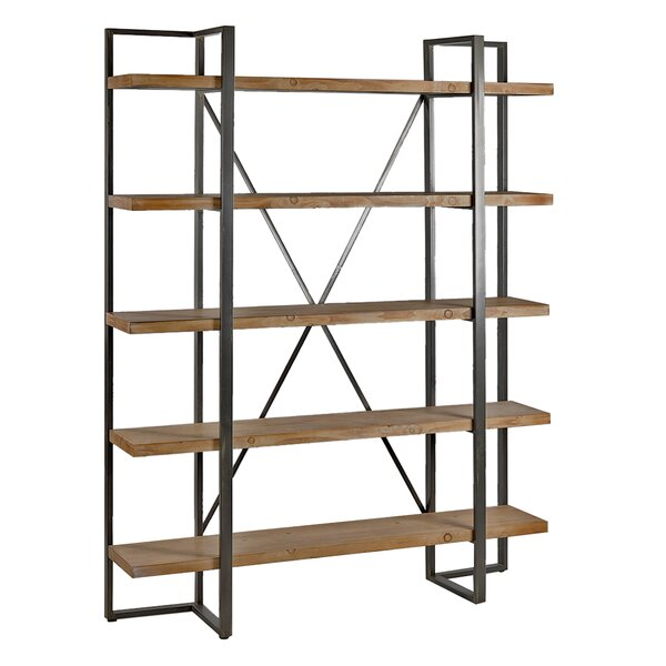 Dahlberg Tall Etagere Bookcase by 17 Stories