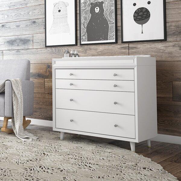 Wooster 3 Drawer Dresser by Karla Dubois
