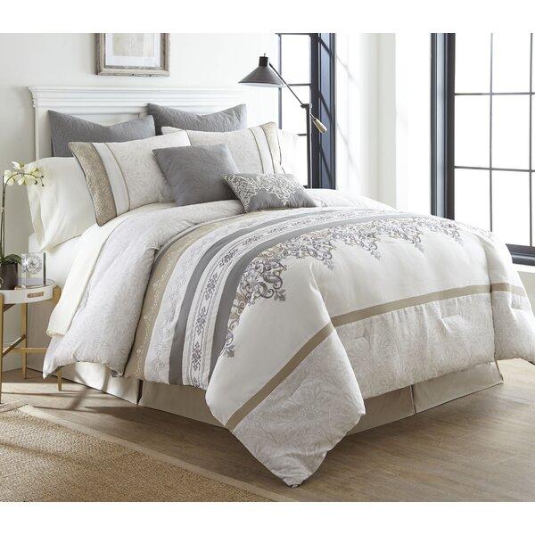 Minerva 12 Piece Comforter Set by Winston Porter