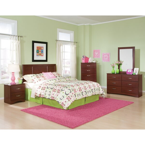 Clarkdale Queen Standard Solid Wood 5 Piece Dresser Set by Winston Porter