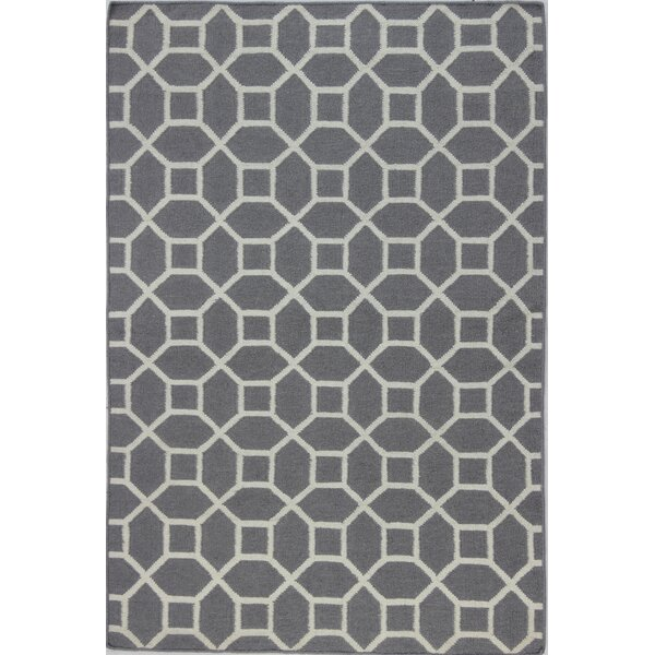 Rockport Taupe Area Rug by Bashian Rugs