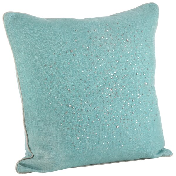 Brillare Throw Pillow by Saro
