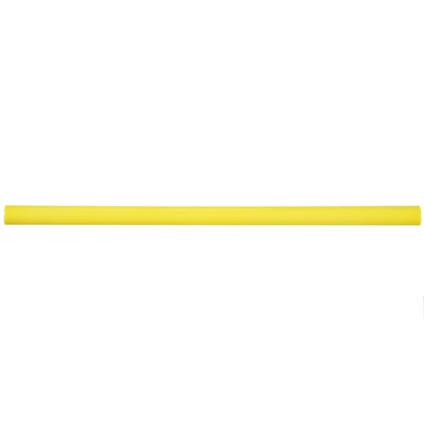 Bira 11.75 x 0.5 Ceramic Cana Cigarro Liners/Pencil Liners in Yellow (Set of 5) by EliteTile