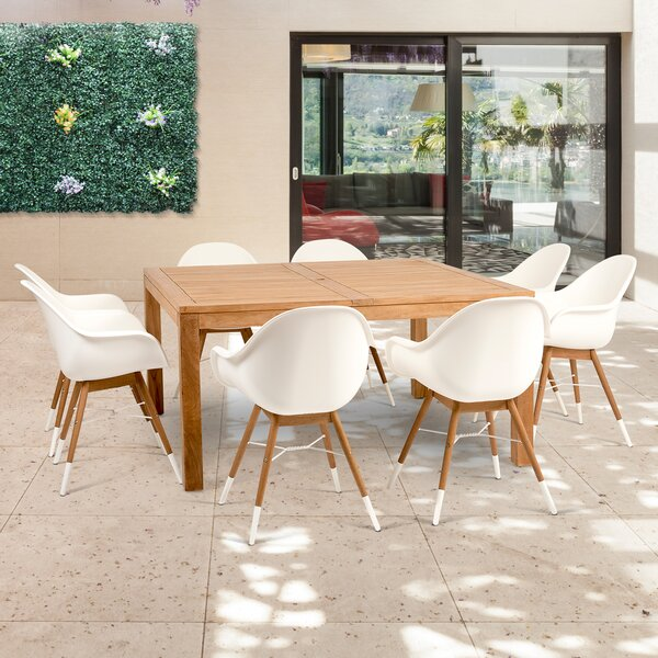 Cossette 9 Piece Dining Set by Corrigan Studio
