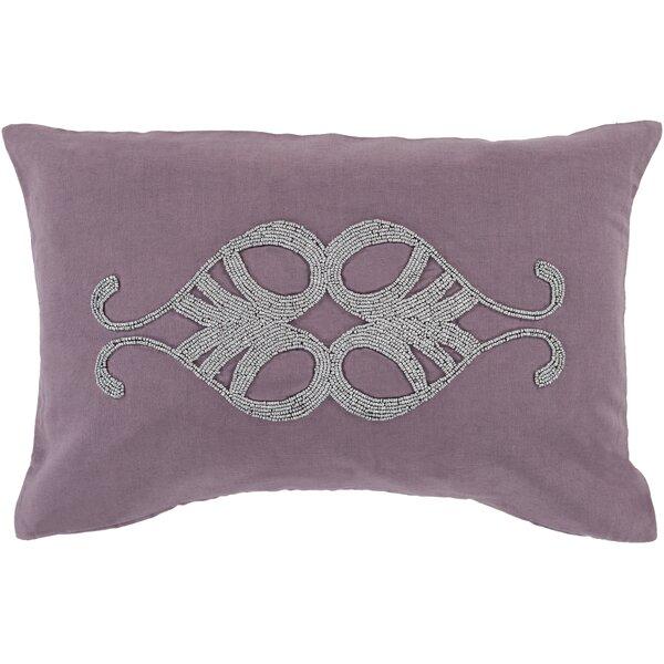 Ashington Beaded Lumbar Pillow by House of Hampton