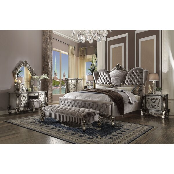 Duplantis Upholstered Standard Bed by Astoria Grand