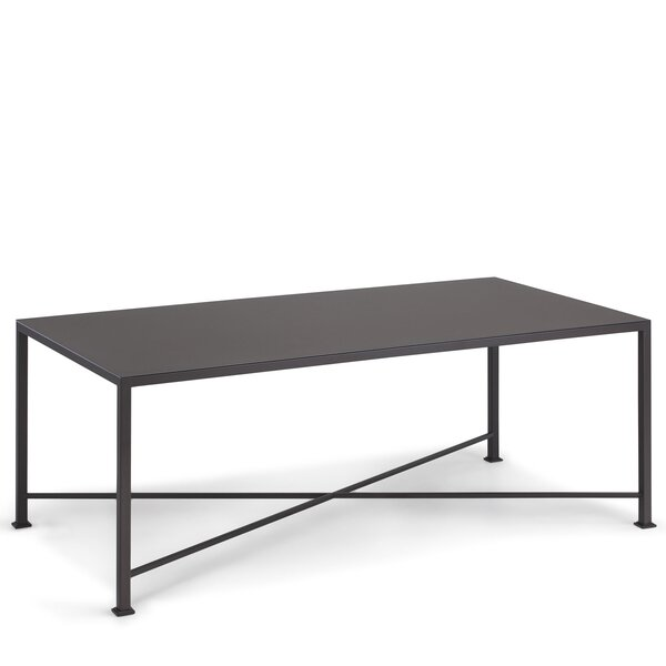 Diversey Metal Coffee Table by TAG