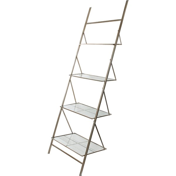 Calvin Ladder Bookcase by A&B Home