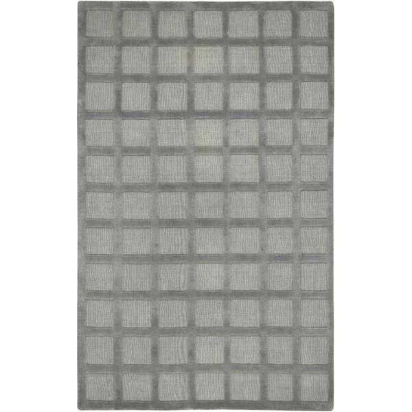 Gray Area Rug by The Conestoga Trading Co.