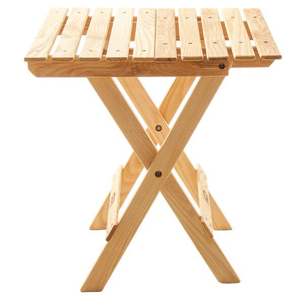 Ridge Folding Side Table by Blue Ridge Chair Works