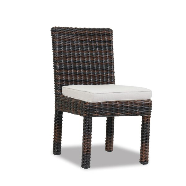 Montecito Patio Dining Chair with Cushion by Sunset West