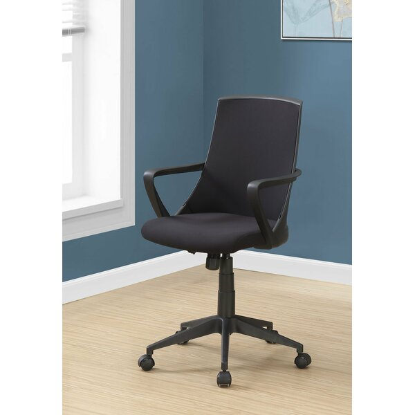 Krajewski Multi Position Mesh Office Chair by Symple Stuff