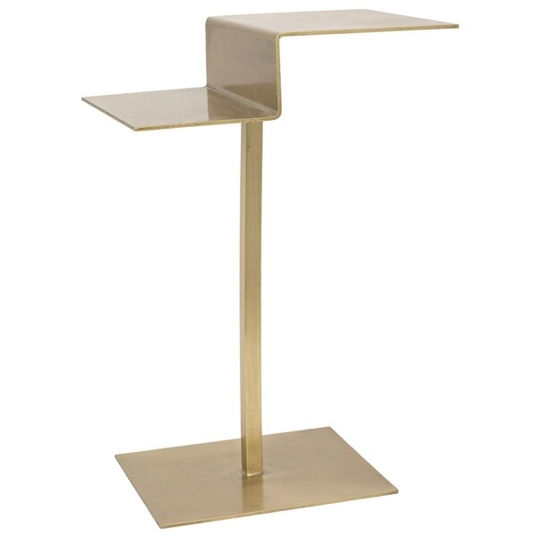 Sigfried End Table by Noir