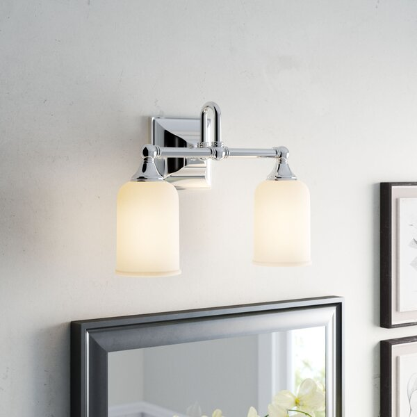 Beacon 2-Light Vanity Light by Birch Lane™