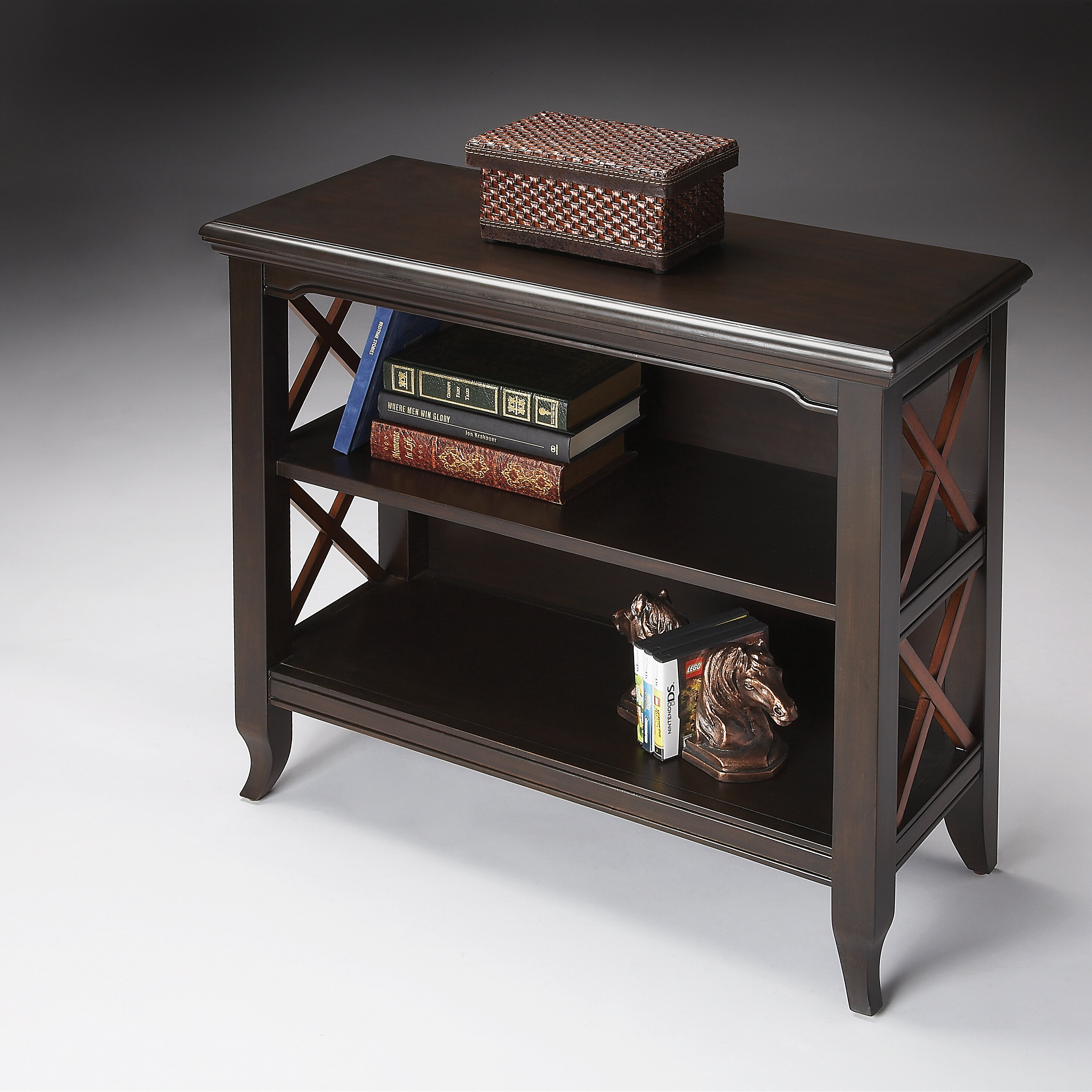 Pennville Standard Bookcase