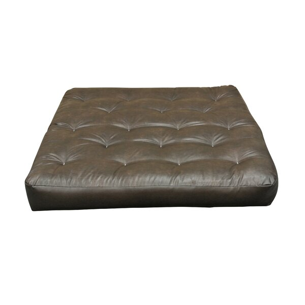 8 Cotton Loveseat Size Futon Mattress by Gold Bond