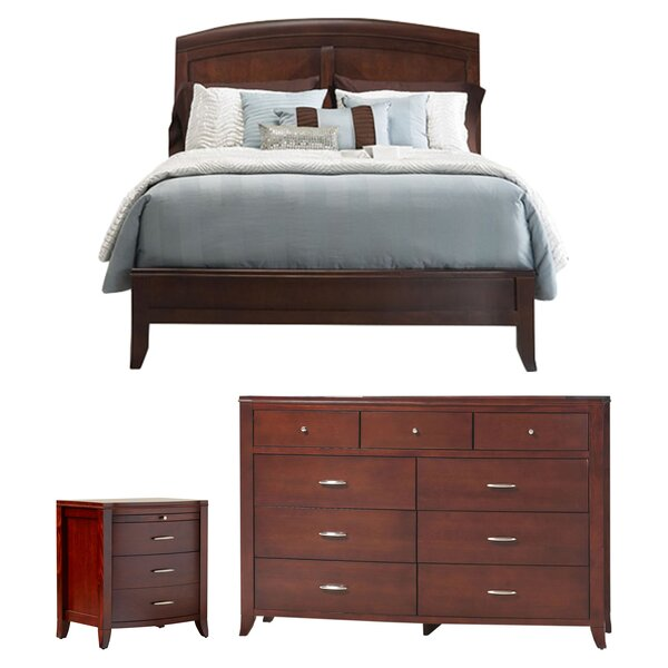 Bridgton Platform Configurable Bedroom Set by Darby Home Co