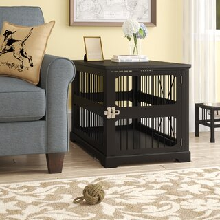 Archie Slide Aside Pet Crate by Archie & Oscar SKU:DB779865 Check Price