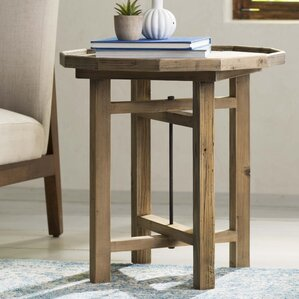 Ellayne End Table by Mistana