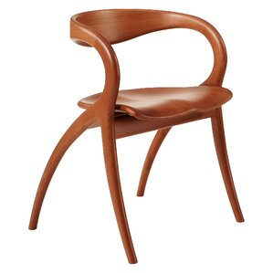 Star Solid Wood Dining Chair by Domitalia