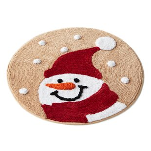 Budget Brooks Cheer Bath Rug By The Holiday Aisle
