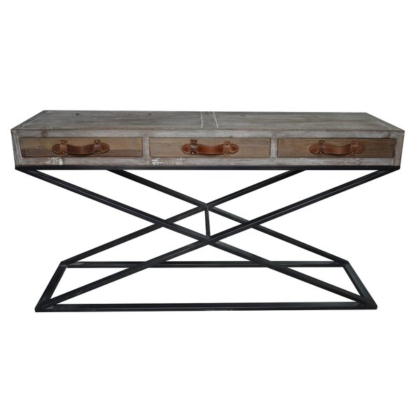 Llewellyn Console Table By 17 Stories